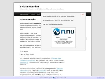 www.balsammetoden.n.nu