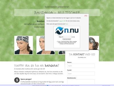 bandana.n.nu