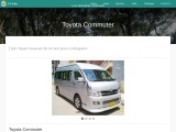 Commuter Hire in Bangalore || Commuter rentals in Bangalore || 09019944459