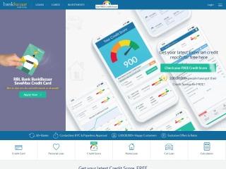 Screenshot for bankbazaar.sg