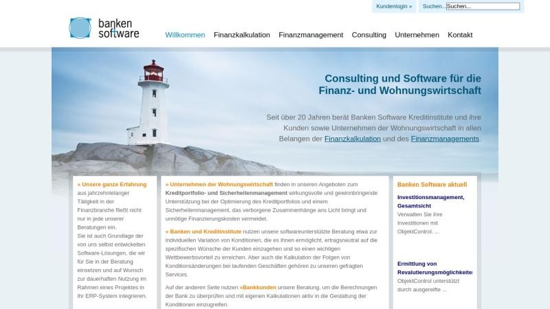 www.bankenbusiness.de Vorschau, Banken Software BS GmbH