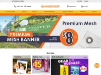 Banner Shop Fast Coupon & Promo Codes