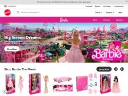 Barbie Promo Codes 2017