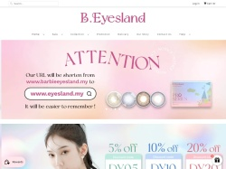 Barbie Eyesland