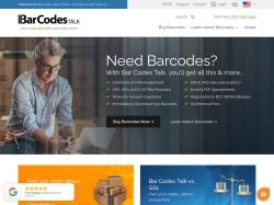 Bar Codes Talk