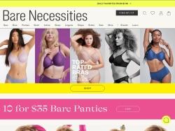barenecessities.com screenshot