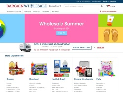 Bargain Wholesale