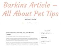 Barkins.com.au Fast Coupon & Promo Codes