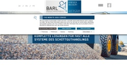 www.barl-mb.de Vorschau, Barl Maschinenbau GmbH