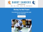Barrysanders Coupon Codes & Promo Codes