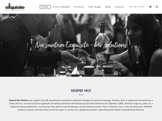 Screenshot al site-ului barsolutions.ro