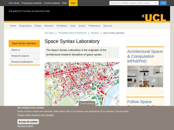 http://www.bartlett.ucl.ac.uk/space-syntax