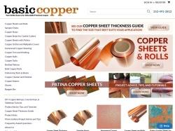 Basic Copper