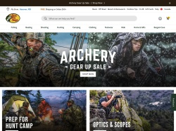 Bass Pro Shops screenshot