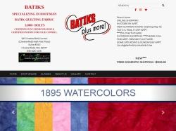 Batiks Plus