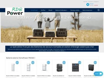 Batteries externes USB