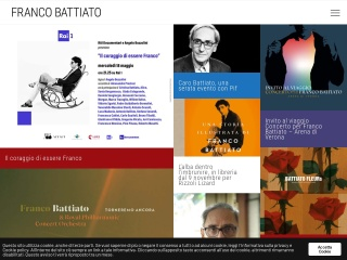 screenshot battiato.it