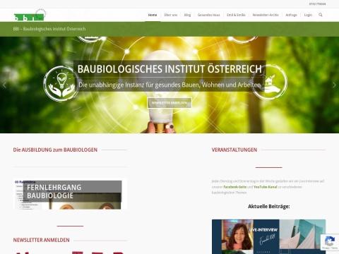 Baubiologisches Institut