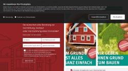 www.bauplatz-leipzig.de Vorschau, BGS Bauherren Grundstücksservice GmbH