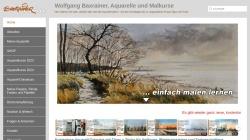 www.baxrainer.at Vorschau, Baxrainer, Wolfgang