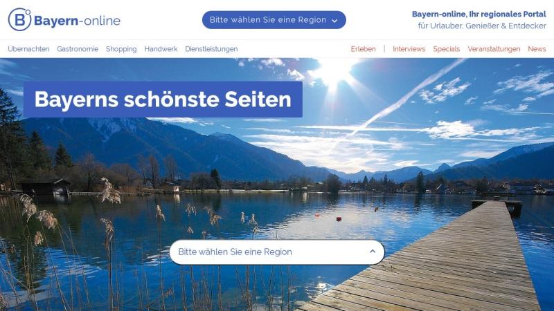 www.bayern-online.de Vorschau, Bayern Online