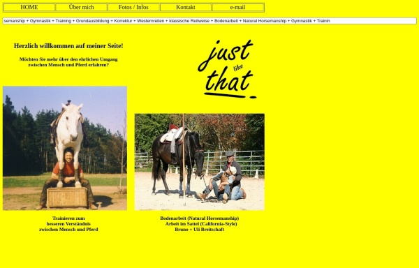 Vorschau von www.bbb-horsetraining.de, Bruno Breitschaft