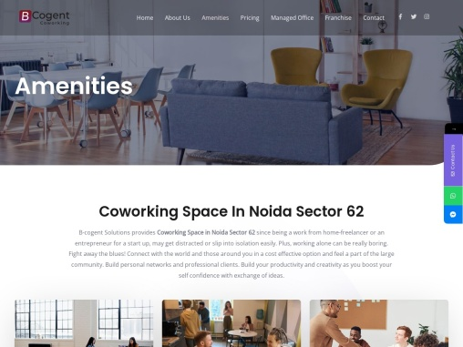 Coworking Space In Noida Sector 62