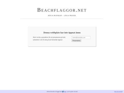 www.beachflaggor.n.nu