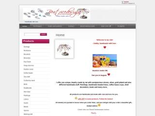 Screenshot al site-ului beatricedesign.ro