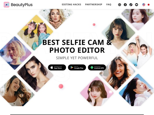 BeautyPlus| The magical photo editor