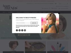 BeautyTrends.com screenshot