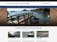 Beebe Dock & Mooring Systems LLC Logo