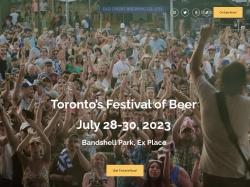 Toronto's Festival of Beer Canada