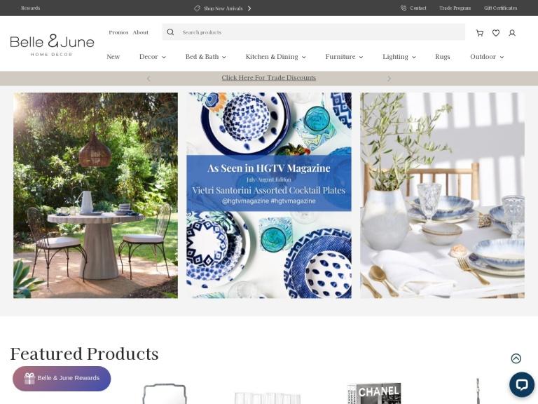 Belle And June screenshot