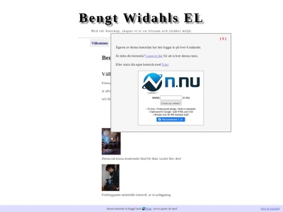 www.bengtwidahlsel.n.nu