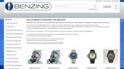 www.benzing-versand.de Vorschau, Benzing Uhren Versand