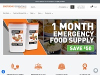 Emergency Essentials Coupon Codes & Discounts