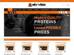 New World Nutritionals