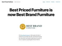 Best Priced Furniture Coupon Codes & Discounts