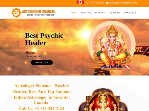 Psychic in Scarborough | Psychic Reader In Scarborough