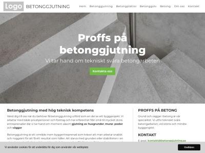 betonggjutning.se