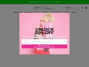 Betsey Johnson coupon code