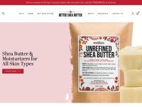 Better Shea Butter Discount & Promotional Codes