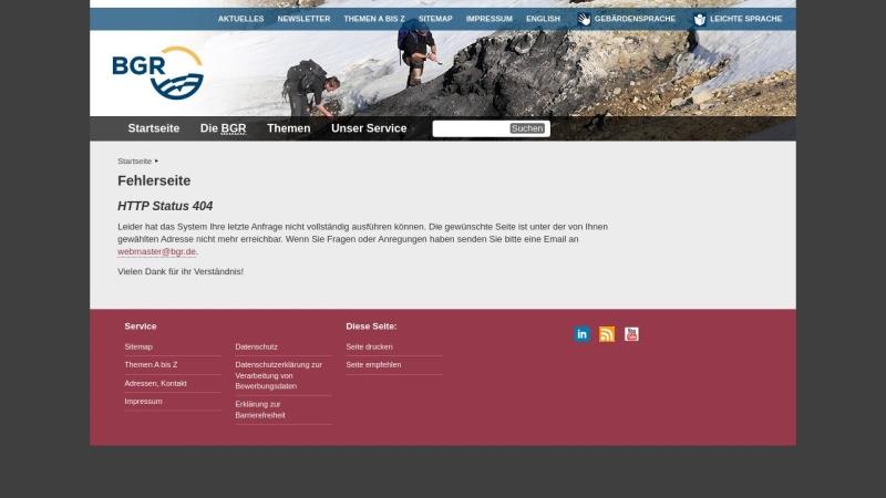 www.bgr.bund.de Vorschau, Antarktisexpedition Ganovex VIII