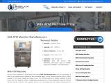 Milk Vending Machine Manufacturers