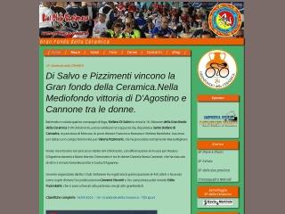 screenshot biciclubstefanese.it