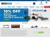 BigDug Promos & Voucher Codes