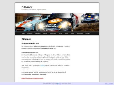 www.bilbanor.n.nu