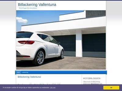 www.billackeringvallentuna.se