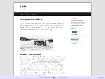 www.billan.n.nu